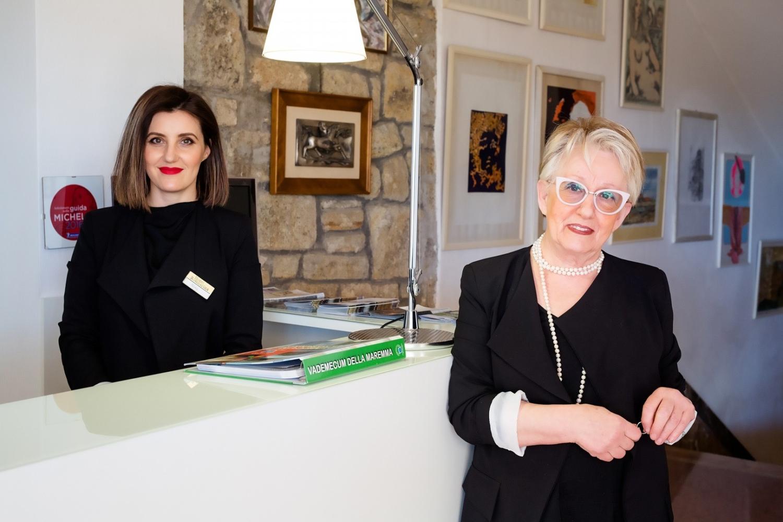 Reception Hotel Marina di Grosseto